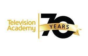 TV Academy logo 70 years