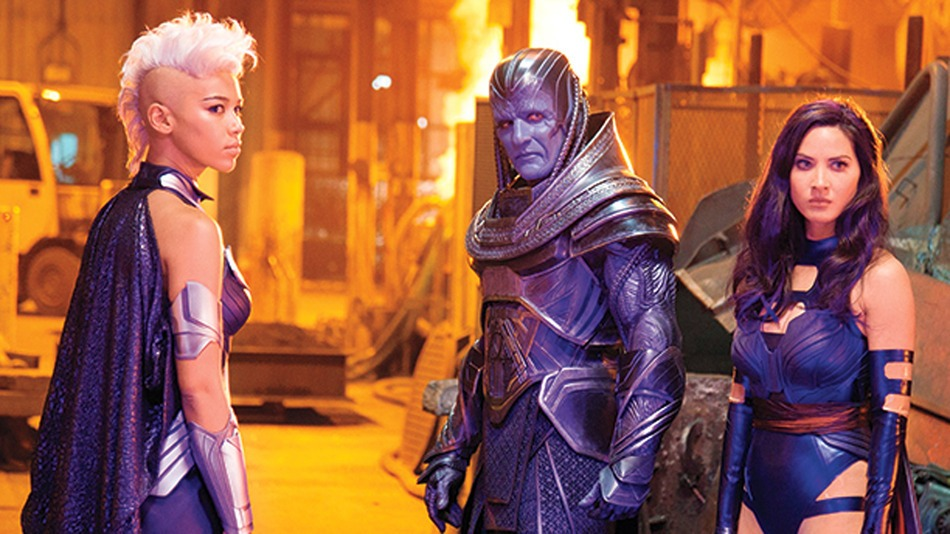 X-Men: Apocalypse Box Office