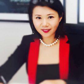 "Chuan ""Melody"" Bi, CEO of SinoLicensing"