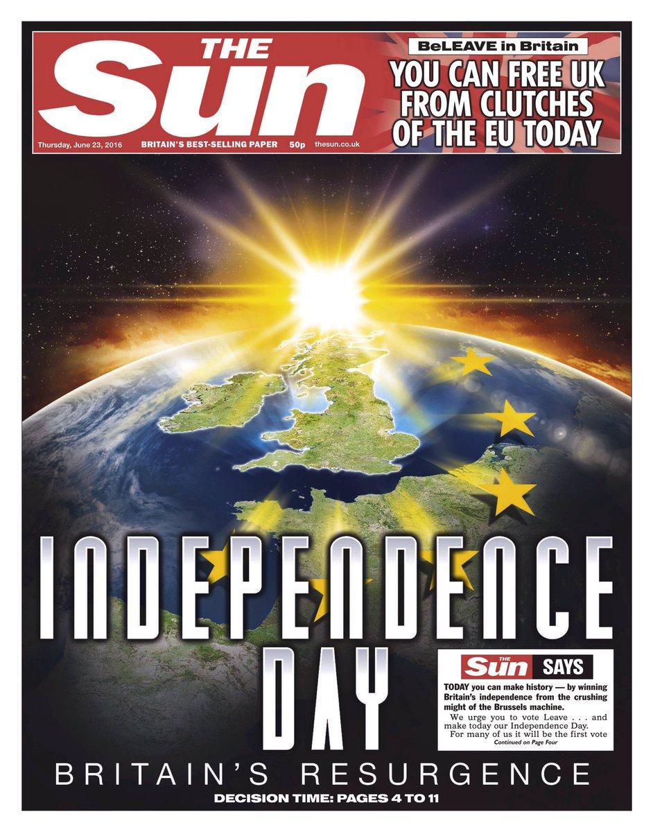 The Sun Brexit