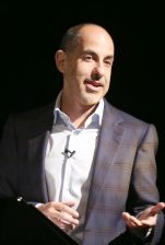 Screenwriting Lecture series with David S. Goyer, BFI, London, Britain - 23 Sep 2013