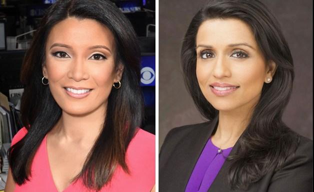 Reena Ninan Elaine Quijano Anchor Renamed Cbs Weekend News Deadline