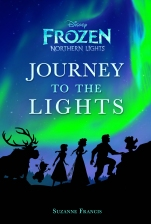Frozen Northern Lights Book Cover