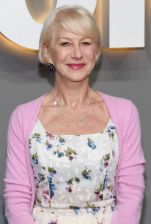 Mandatory Credit: Photo by Stephen Lovekin/REX/Shutterstock (5701065g) Helen Mirren The Museum of Modern Art Party in the Garden, New York, America - 01 Jun 2016