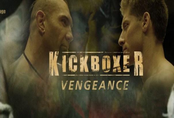 Kickboxer Vengeance logo