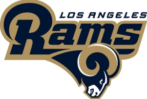LA Rams Logo featured