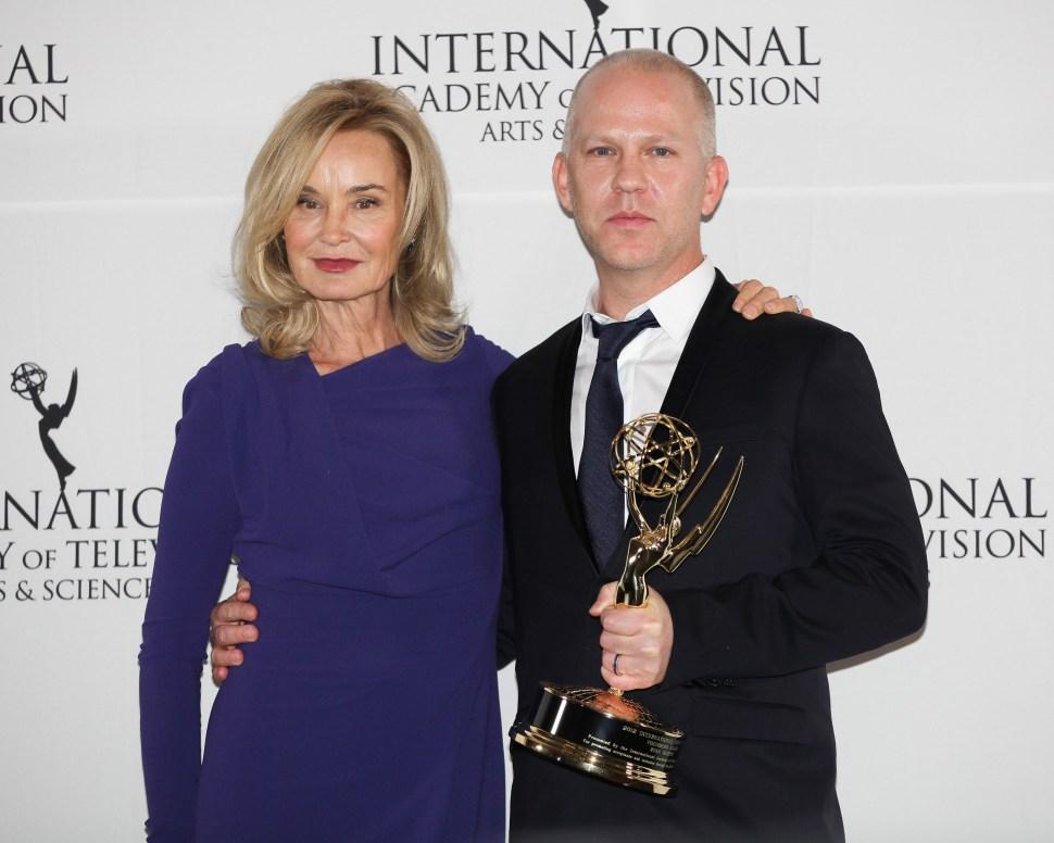 The 40th International Emmy Awards, New York, America - 19 Nov 2012
