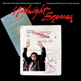 Midnight Express official soundtrack cover