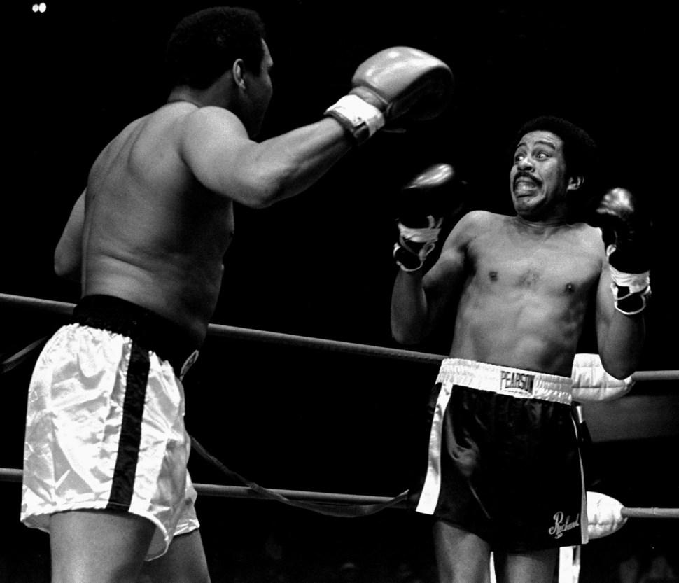 Muhammad Ali Richard Pryor