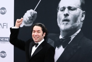 Gustavo Dudamel AFI John Williams