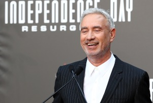 'Independence Day: Resurgence' hand and footprint ceremony, Los Angeles, USA - 20 Jun 2016