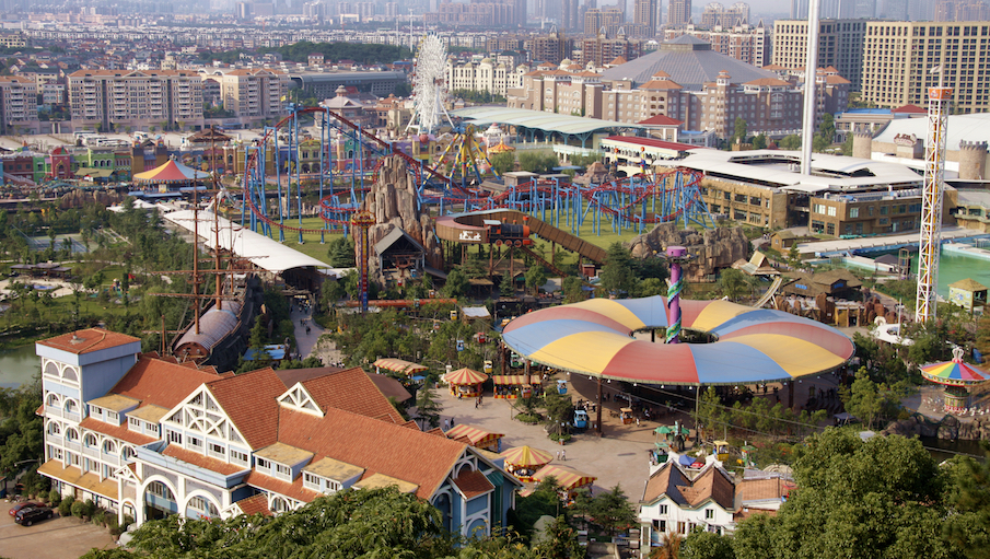 Songcheng Aerial