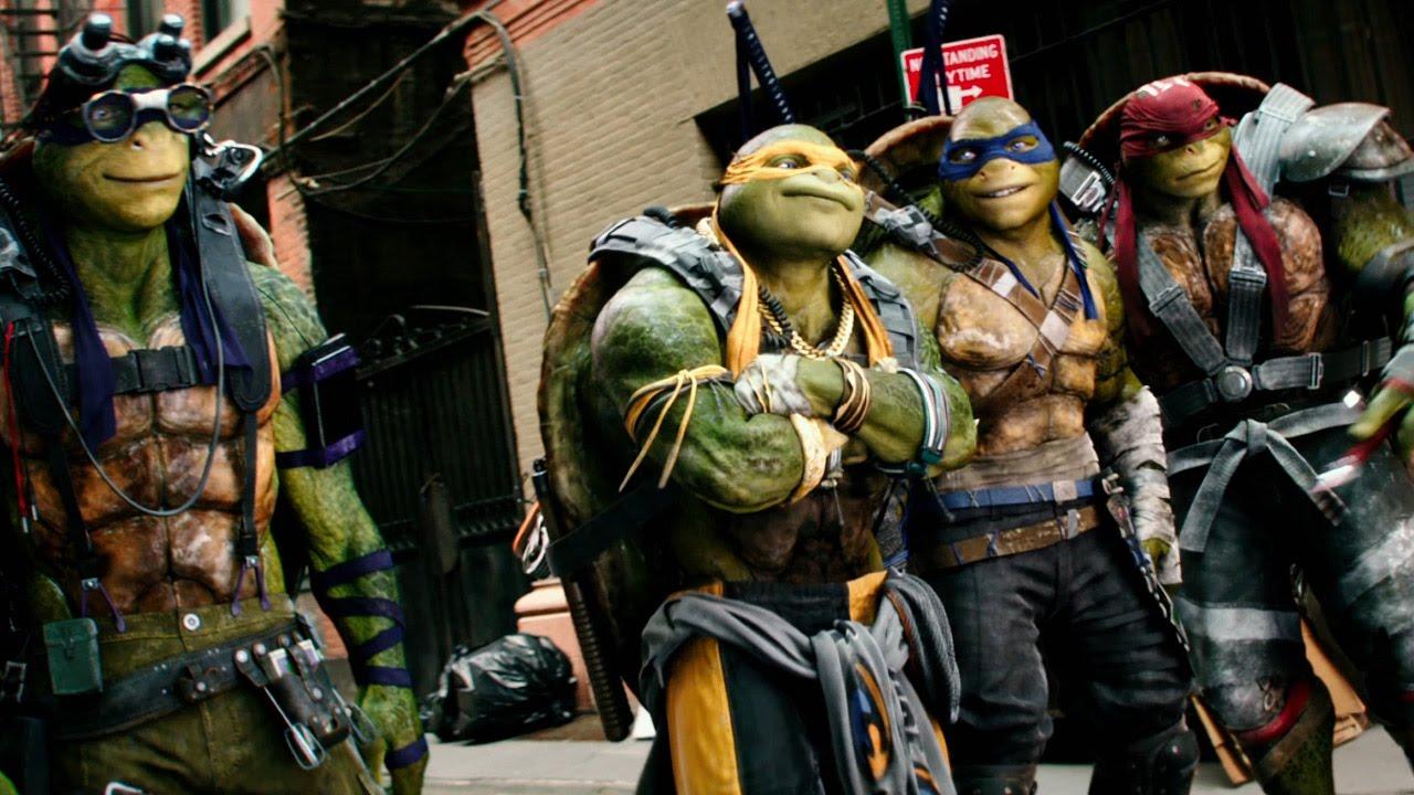 TMNT 2 Box Office