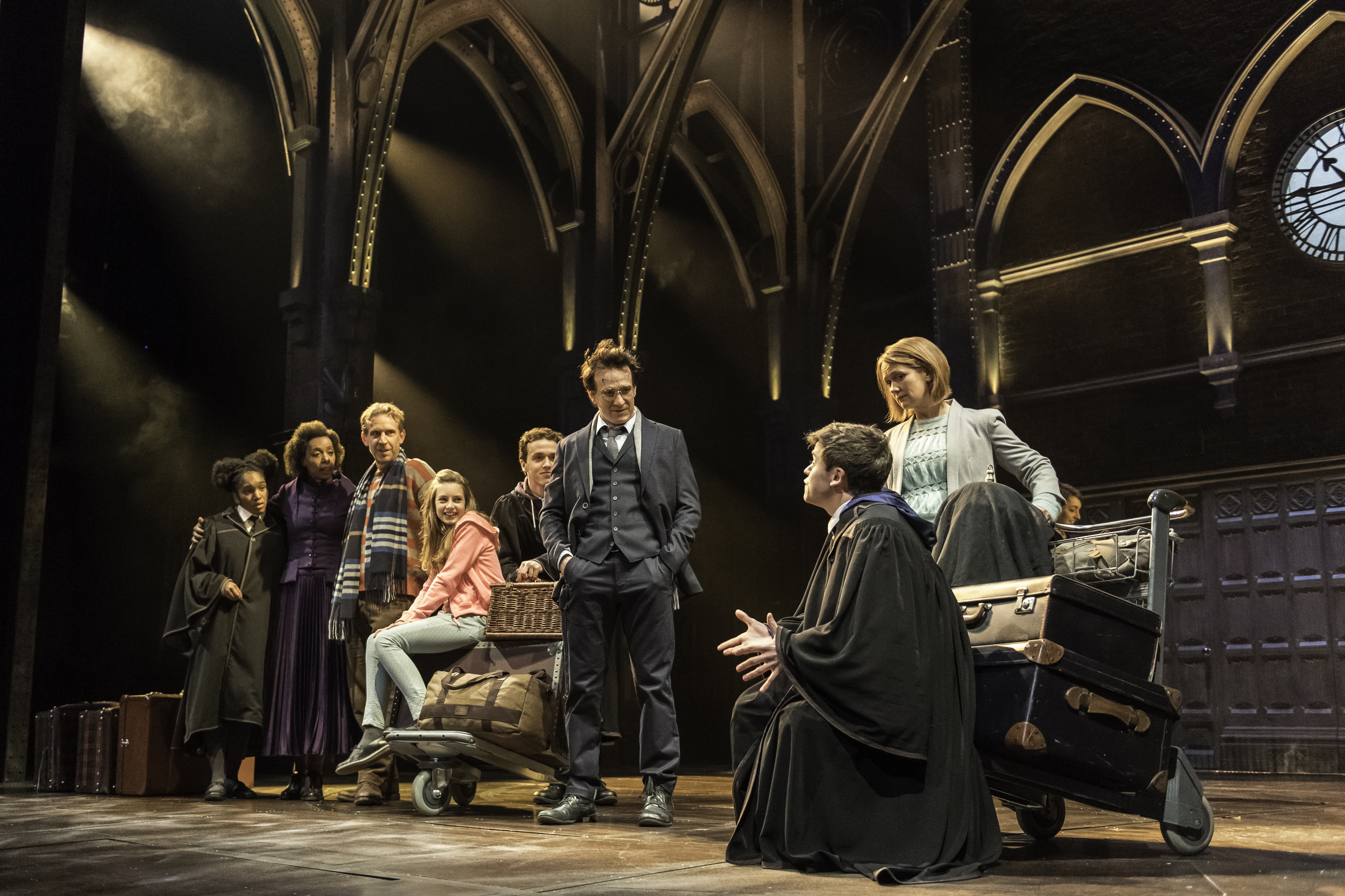 12. Harry Potter and the Cursed Child, photo credit Manuel Harlan