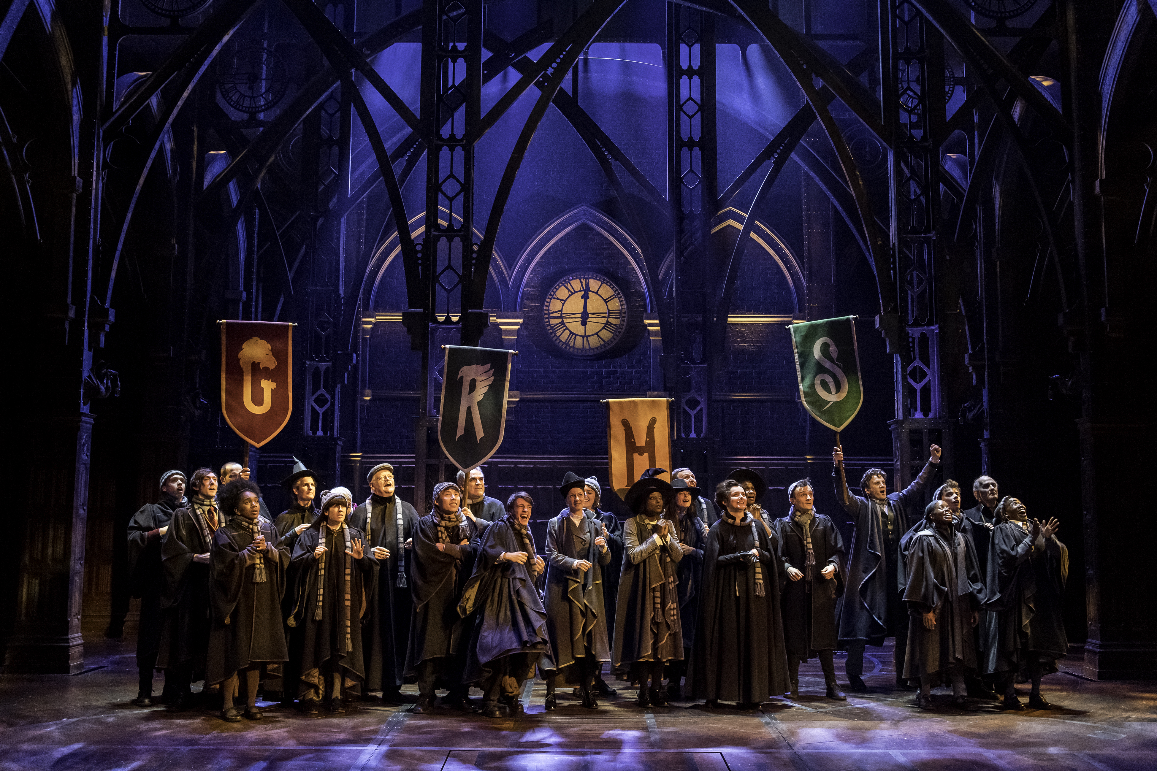 17. Harry Potter and the Cursed Child, photo credit Manuel Harlan