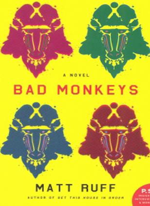 Bad Monkeys cover