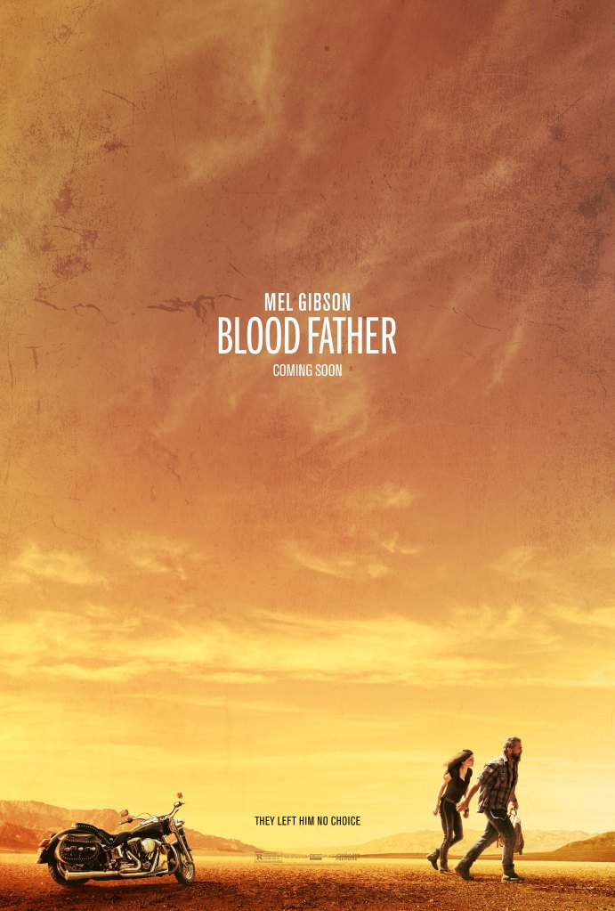 BloodFather Poster
