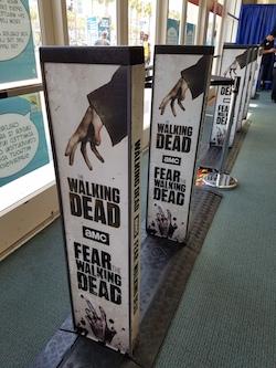 comic con 2016 walking dead promo