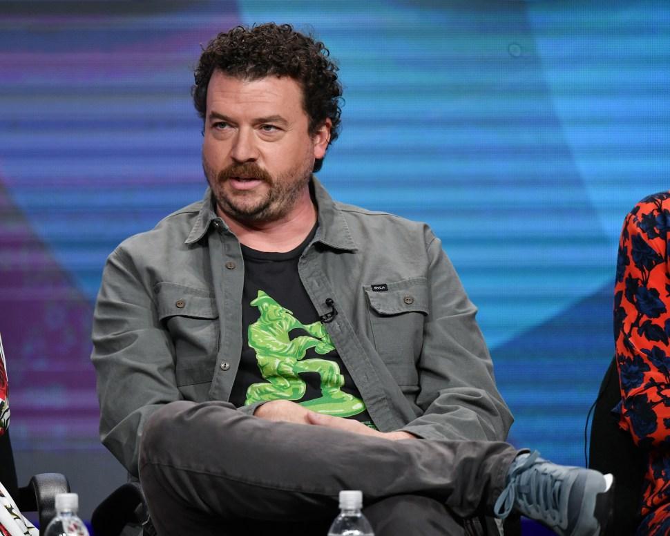 HBO 'Vice Principals' Panel at the TCA Summer Press Tour, Day 3, Los Angeles, USA - 30 Jul 2016