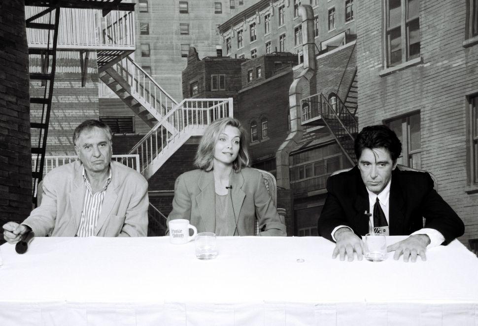 'Frankie & Johnny' Press Conference