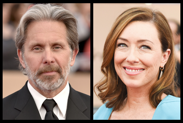 Gary Cole Molly Parker
