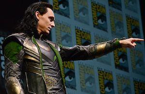 loki tom hiddleston comic-con 2013