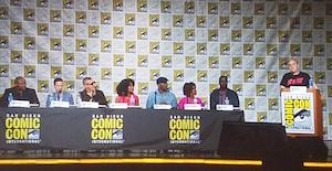 Luke Cage Comic Con