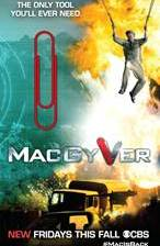 MacGyver key art