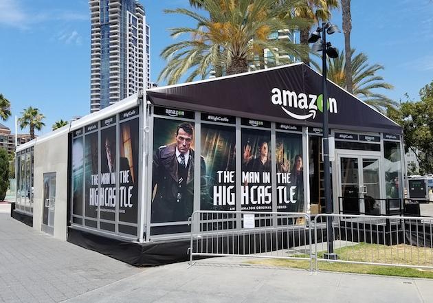 man in the high castle comic con 2016 promo