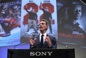 Sony Investor Relations Day, Tokyo, Japan - 18 Nov 2014