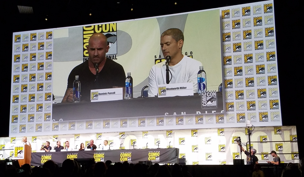 Prison Break Comic-Con