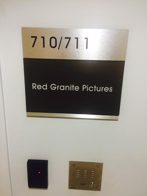 Red Granite Office