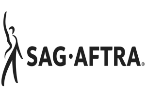 SAG-AFTRA logo featured