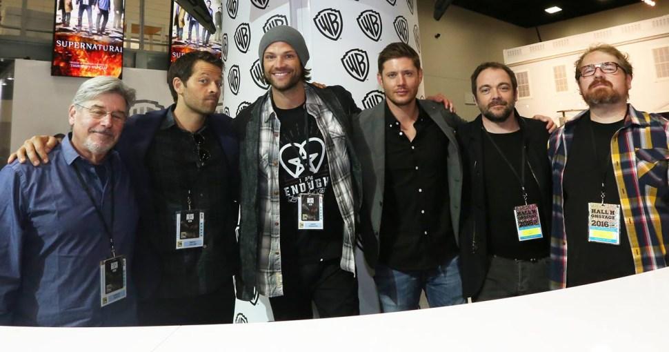 Supernatural Comic-Con