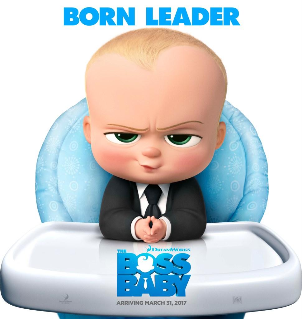 The Boss Baby teaser poster