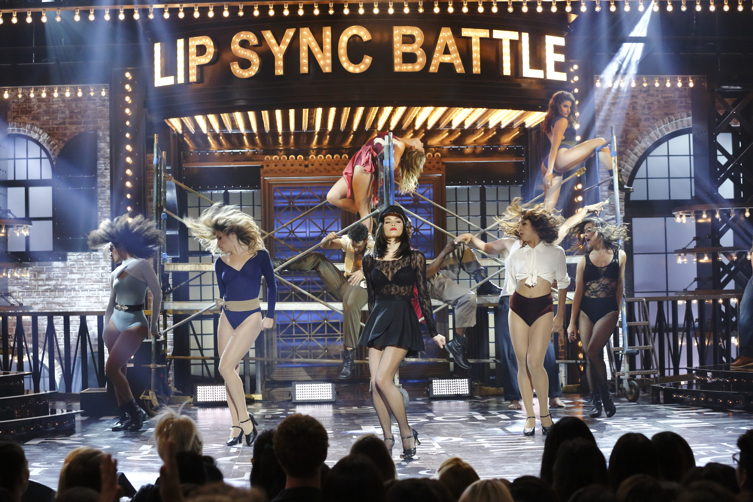 Jenna Dewan-Tatum performs, In the episode submitted for Emmy consideration.