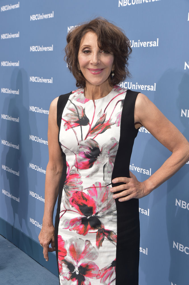 """NBCUNIVERSAL UPFRONT -- """"2016 NBCUniversal Upfront in New York City on Monday, May 16, 2016"""" -- Pictured: Andrea Martin, """"Great News"""" on NBC -- (Photo by: Theo Wargo/NBCUniversal)"""