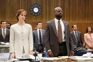 Sarah Paulson - Sterling K. Brown - The People v. O.J. Simpson