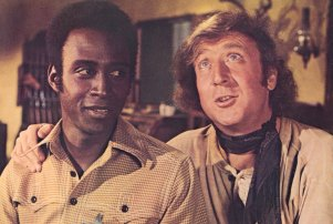 No Merchandising. Editorial Use Only. No Book Cover Usage. Mandatory Credit: Photo by Moviestore/REX/Shutterstock (1554058a) Blazing Saddles, Cleavon Little, Gene Wilder Film and Television