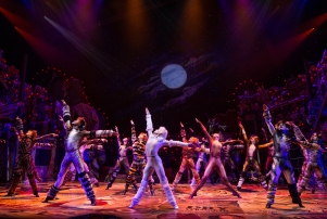 Broadway's 'Cats' revival.