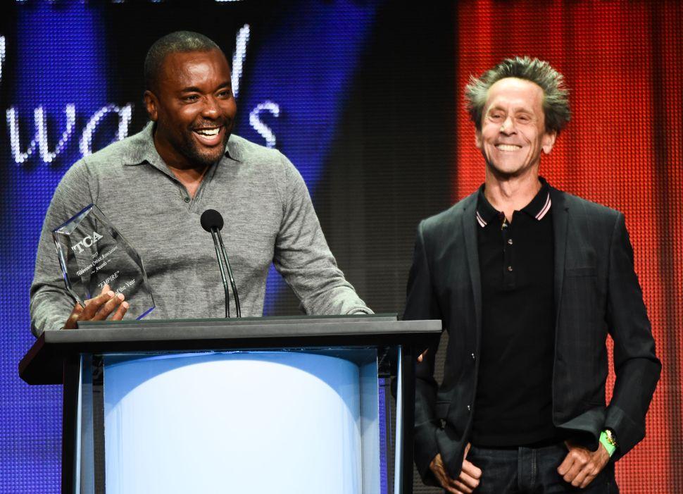 TCA Awards, Los Angeles, America - 08 Aug 2015