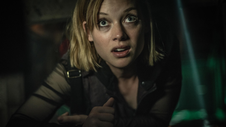 Jane Levy stars in Screen Gems' horror-thriller DON'T BREATHE.