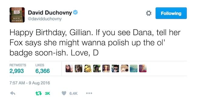 duchovny xfiles more tweet copy