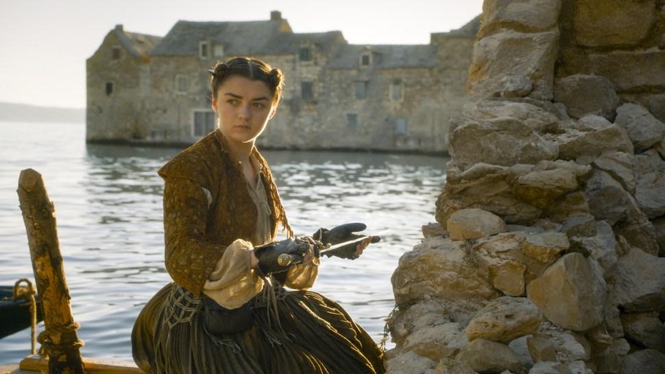 Maisie Williams - Game of Thrones.jpeg