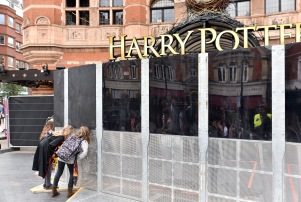 'Harry Potter and the Cursed Child' play opening, London, UK - 30 Jul 2016