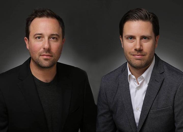 Rick Rey and Andy Vick