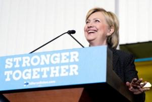 Hillary Clinton august 11 2016