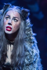 Leona Lewis as Grizabella in 'Cats.'