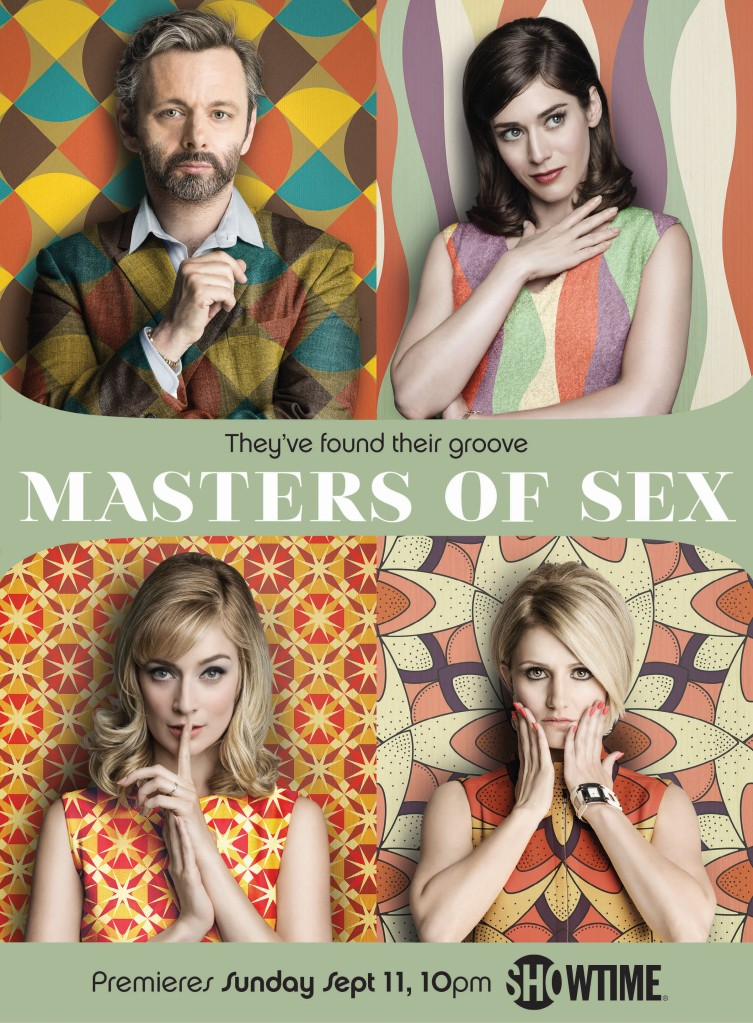 Masters of Sex Season 4 Key Art 1