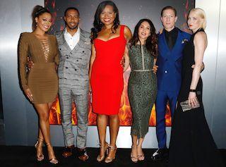 'Power' TV series premiere, Arrivals, New York, USA - 22 Jun 2016
